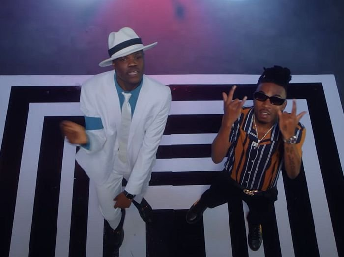 VIDEO: Bad Boy Timz Ft. Mayorkun – MJ (Remix)